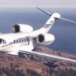 Ежедневно в столицу Ингушетии на Cessna Citation X!